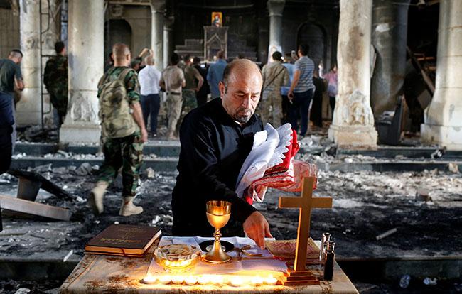 Прогонот на христијаните во светот добива драматични размери