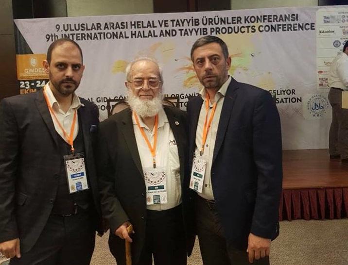 ИВЗ на светската конференција за Халал стандард