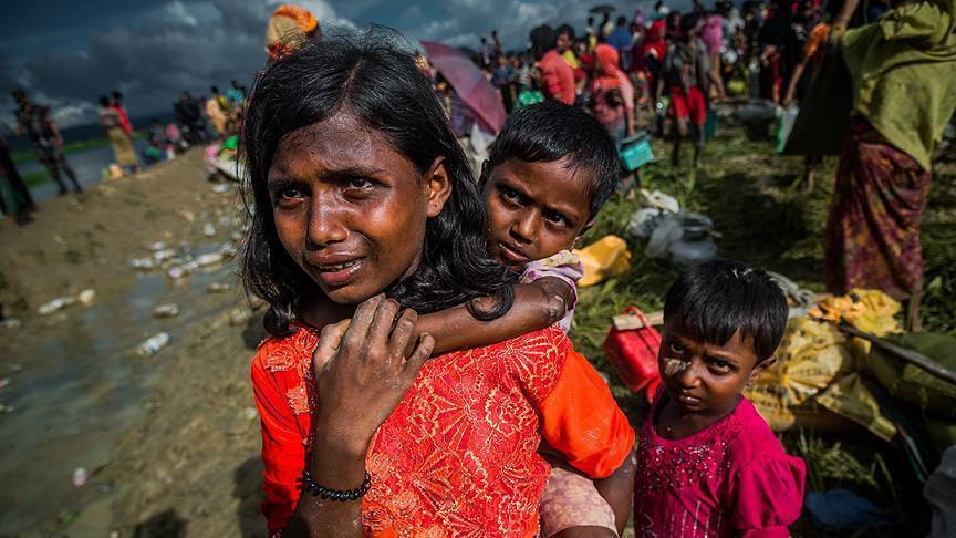 Мјанмар: Протест на екстремистичките будисти против враќањето на араканските муслимани