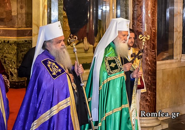 Бугарската православна црква позитивно одговори на барањето на МПЦ