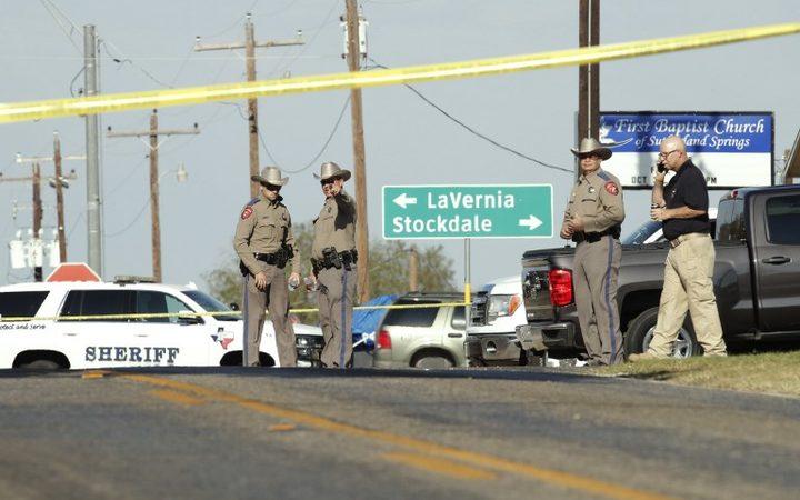 Во црква во Тексас убиени 26 лица