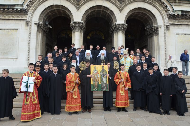 Грчката црковна јавност за можноста Бугарската црква да ја признае МПЦ-ОА