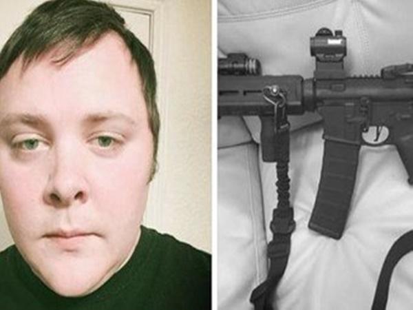Напаѓачот во црквата во Тексас, во 2012 година побегнал од психијатриска болница
