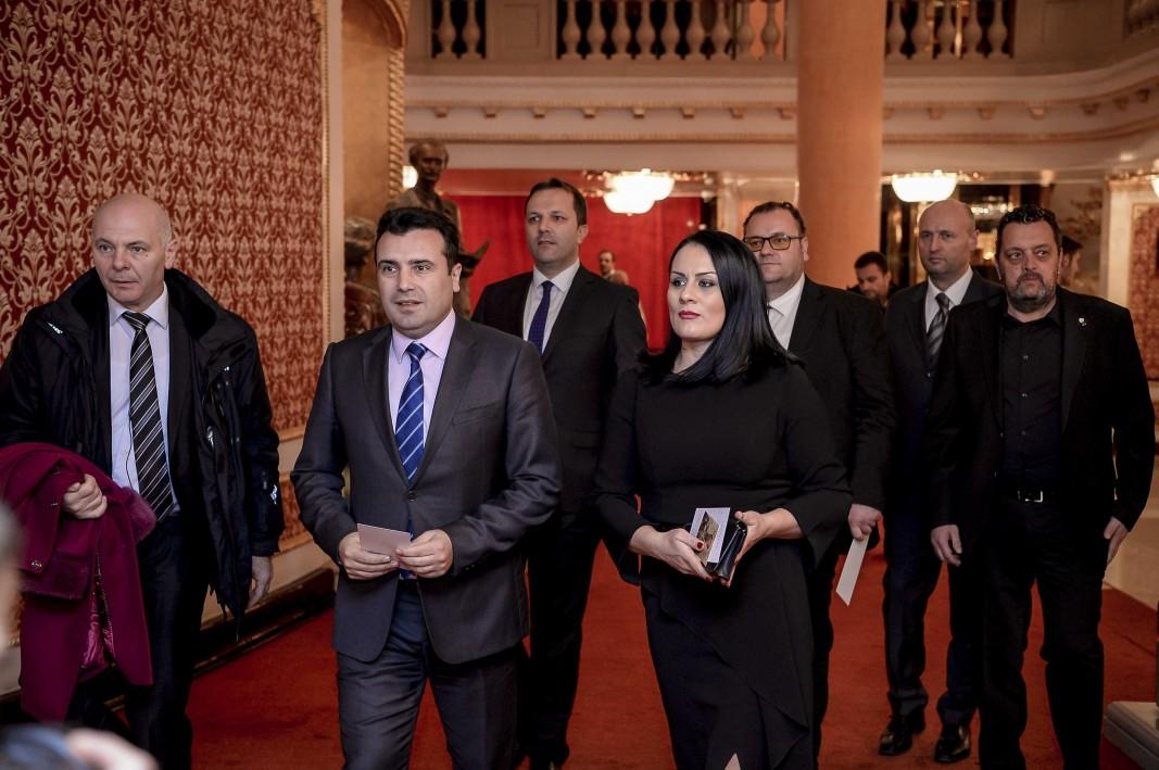 Премиерот Заев покровител на денот на Свети Климент