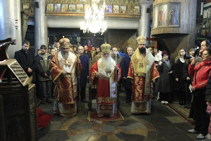 Иконата сведоштво за вековното постоење на црквата