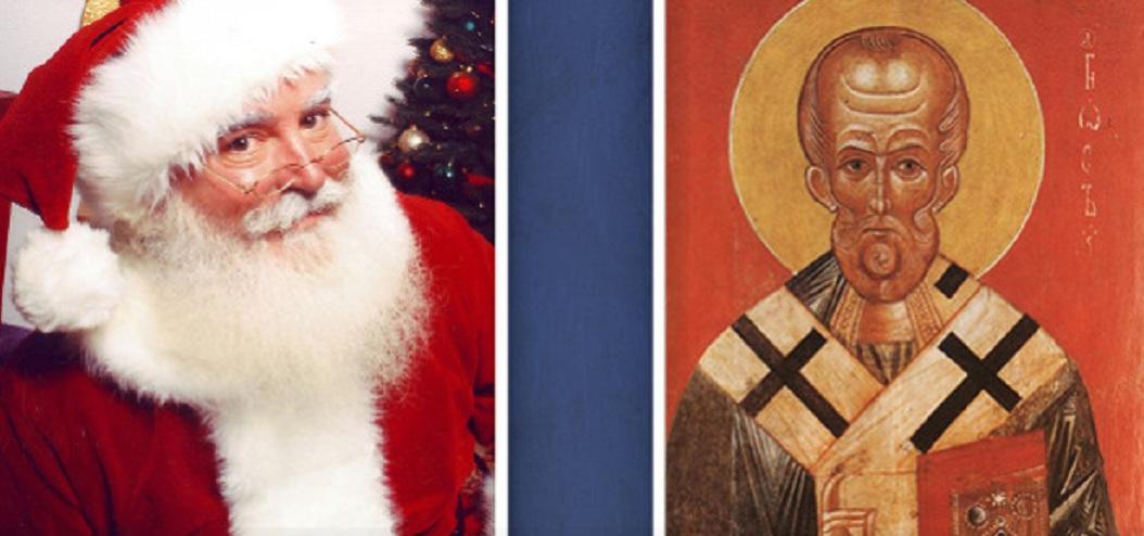 Од Св. Николај до Дедо Мраз