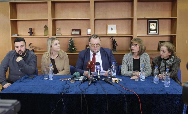 Алаѓозовски: Ќе се стопира реконструкцијата на Али Пашината џамија