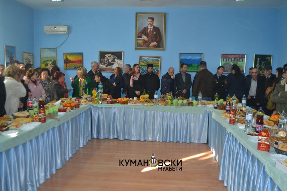 Ученици во Куманово од различни етнички заедници го одбележаа Бадник