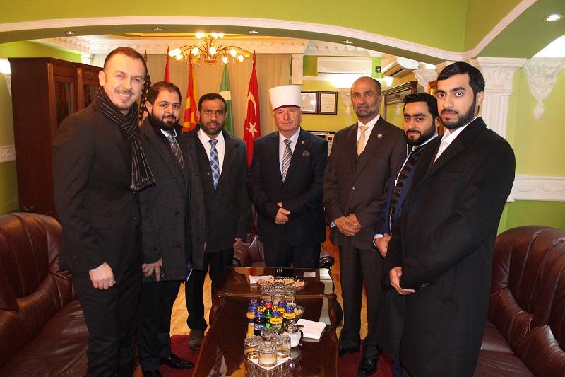 Соработка на ИВЗ и Глобалниот совет за мир во борбата против верскиот радикализам