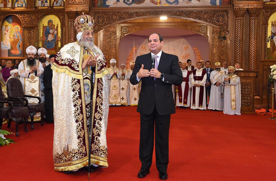 Kopti egipet pretsedatel 12