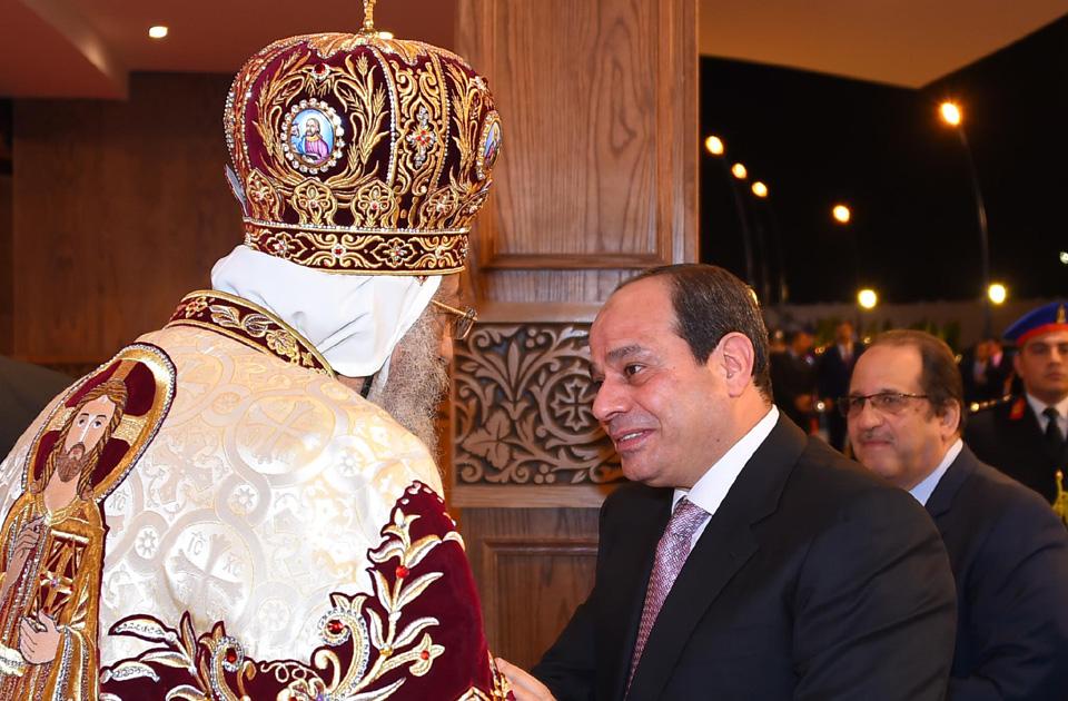 Kopti egipet pretsedatel 7