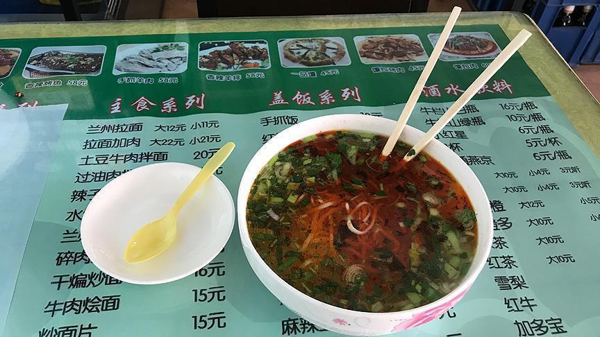 """Ламиен"", традиционална храна на муслиманите во Кина"