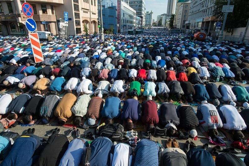 Во која европска држава живеат најмногу муслимани?