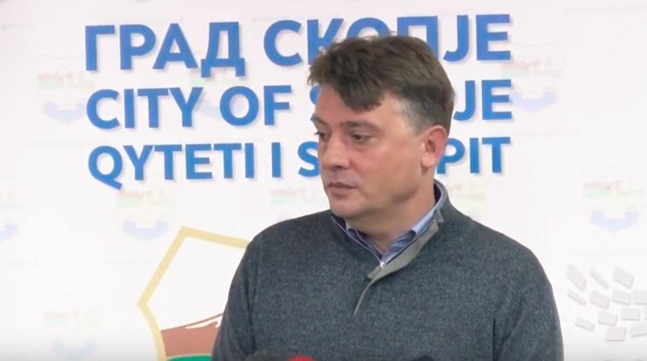 "Град Скопје ќе испрати фактура до ""Бадникови поворки"" за изнајмените автобуси"