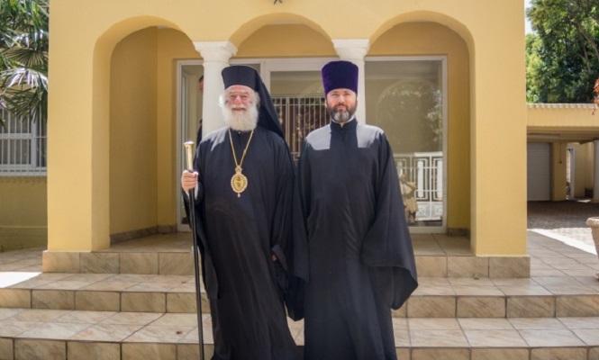Прв православен манастир во Јужна Африка