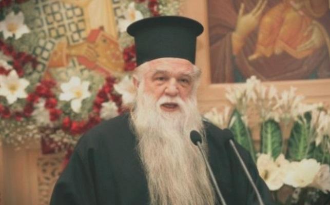 Грчкиот митрополит Амвросиос стегна тупаница и извика: Македонија е грчка!
