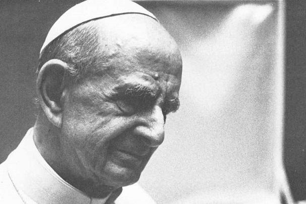 Папата Павле VI пред прогласување за Светец