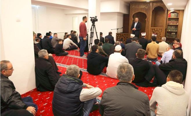 Во центарот на Белград отворена првата џамија по 100 години