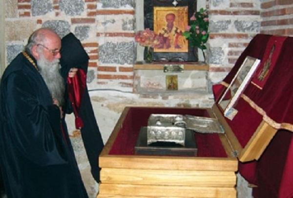 Македонците од Австралија му го честитаа именденот на Владиката Тимотеј