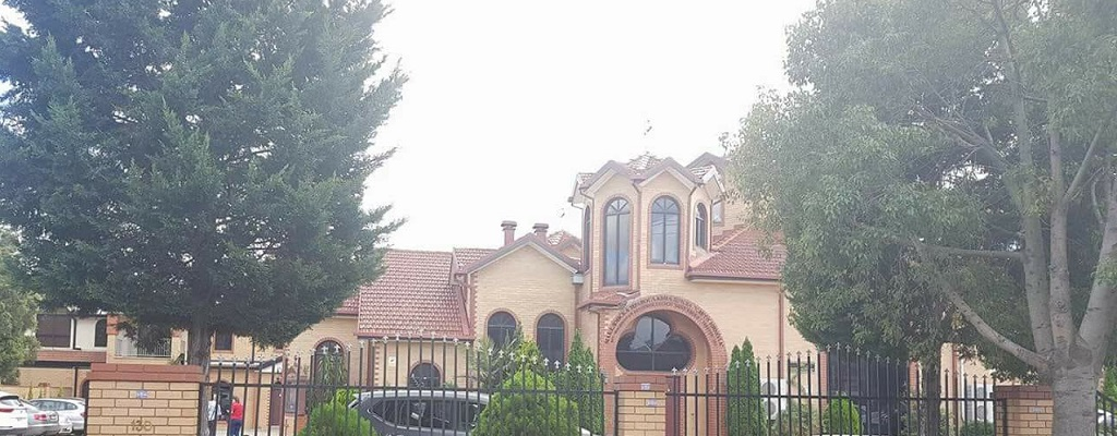 Грчки националисти осквернавија црква на МПЦ во Австралија