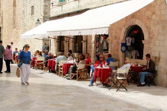 Хрватска за велигденските празници посетена од речиси 75.000 туристи