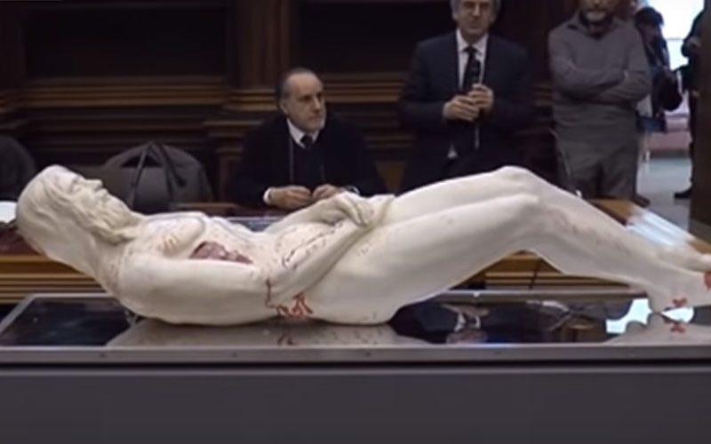 Научници направија 3D фигура на Исус Христос