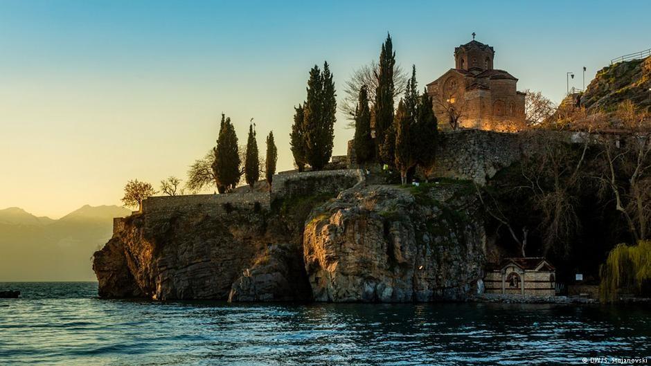 Магијата на Св. Јован Канео- симболот на Охрид