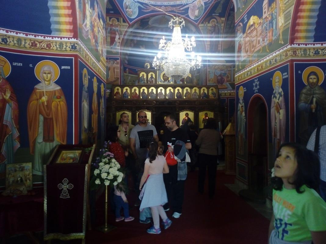 """Одбележан патронот на манастирот """"Свети Георгиј Победоносец"""" во Кнежино"""