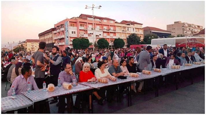 Рамазанска вечер во Струмица