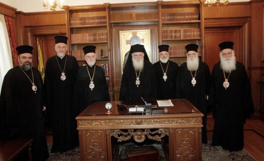 Вселенската патријаршија ги почна разговорите за автокефална украинска црква – првата средба со грчкиот Архиепископ