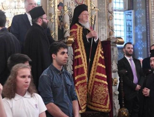 Вартоломеј потврди дека Вселенската Патријаршија како Мајка Црква го исполнува апостолското задолжение за Украина и Македонија