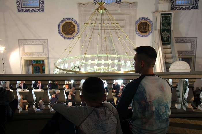 Муслиманите го слават Рамазан Бајрам