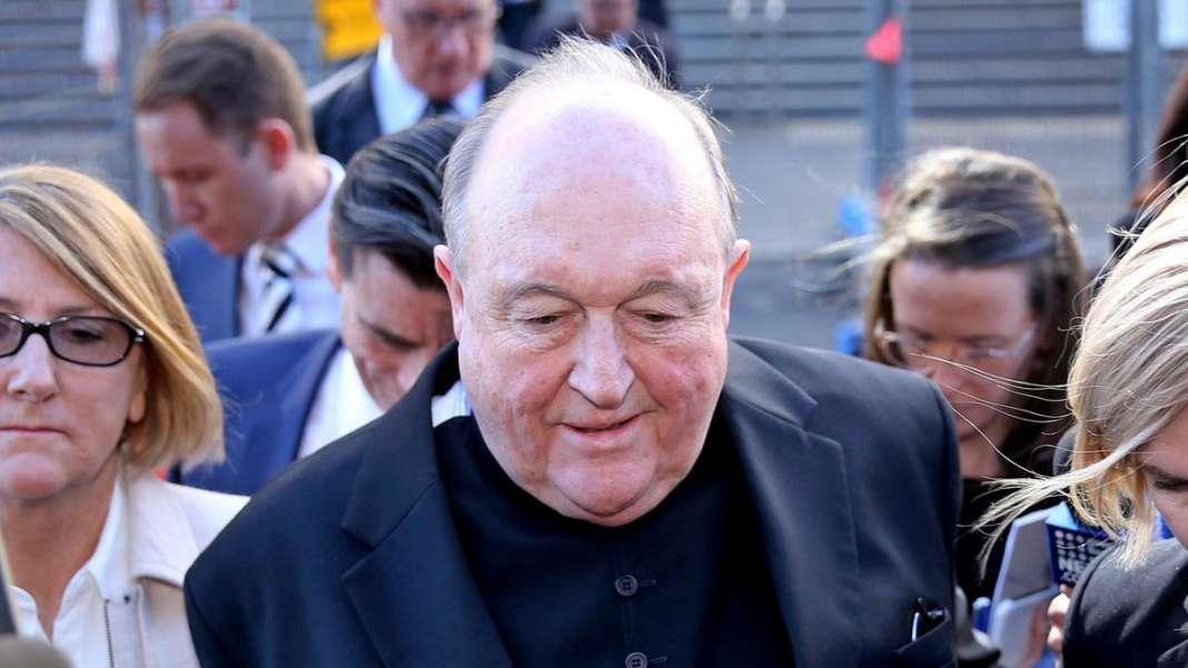 Австралиски надбискуп осуден за прикривање педофилија