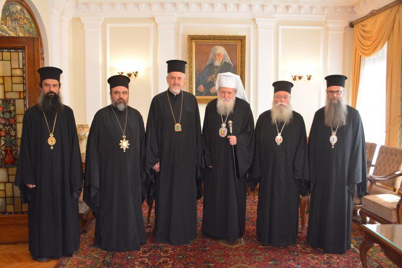 Вселенската патријаршија разговараше со БПЦ за автокефалноста на МПЦ-ОА