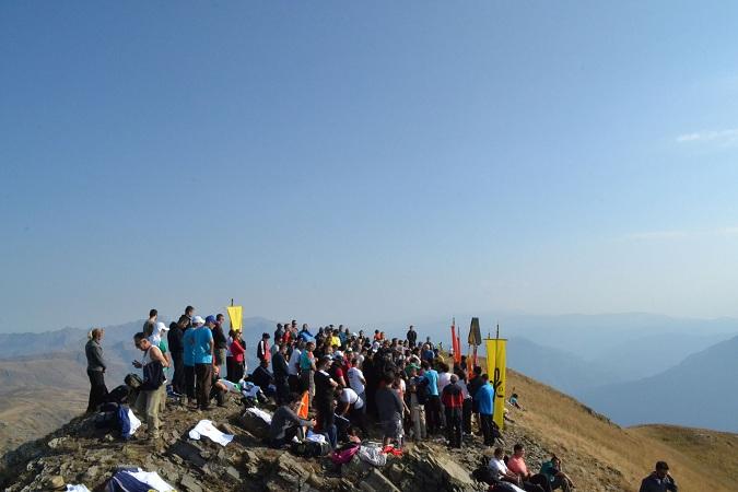 Врвот Голем Крчин и годинава место за голема утринска литургија