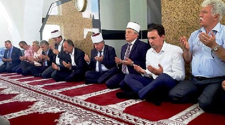 Во Дебреште пуштена нова џамија