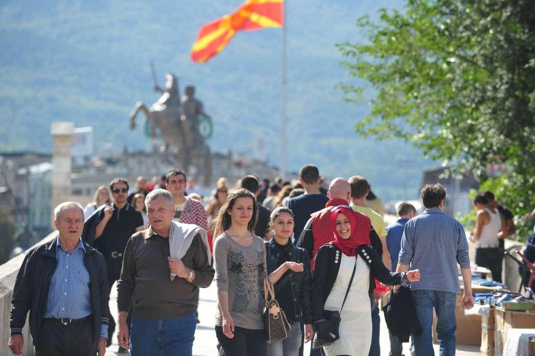 Македонскиот соживот го издржува бремето