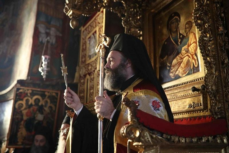 Поинаков пристап кон украинското црковно прашање