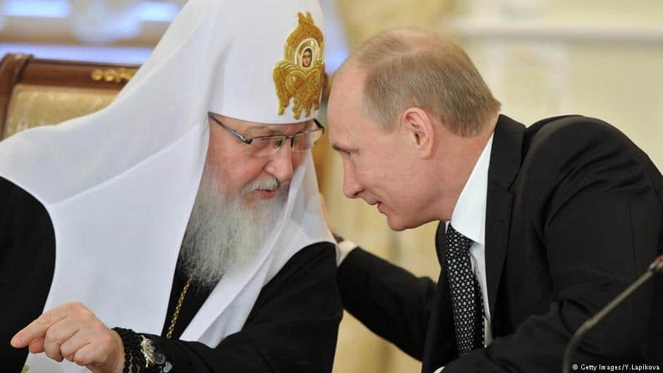 Расколот во православната црква- пораз за Путин