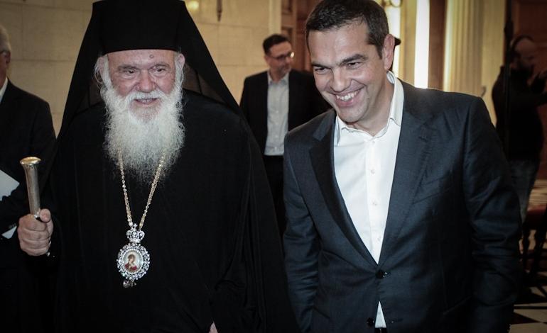 Ципрас ја трга црквата од државата –  свештениците нема да бидат државни службеници