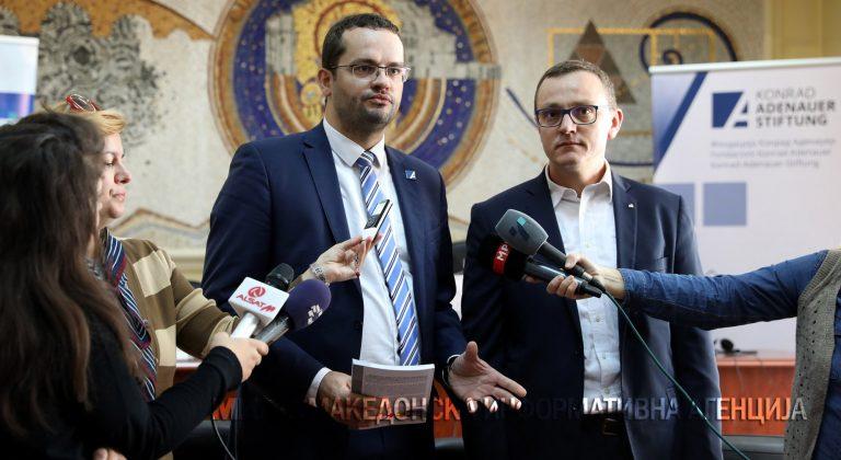 Спасеновски: помеѓу верските заедници во Македонија постои разбирање, но и проблеми