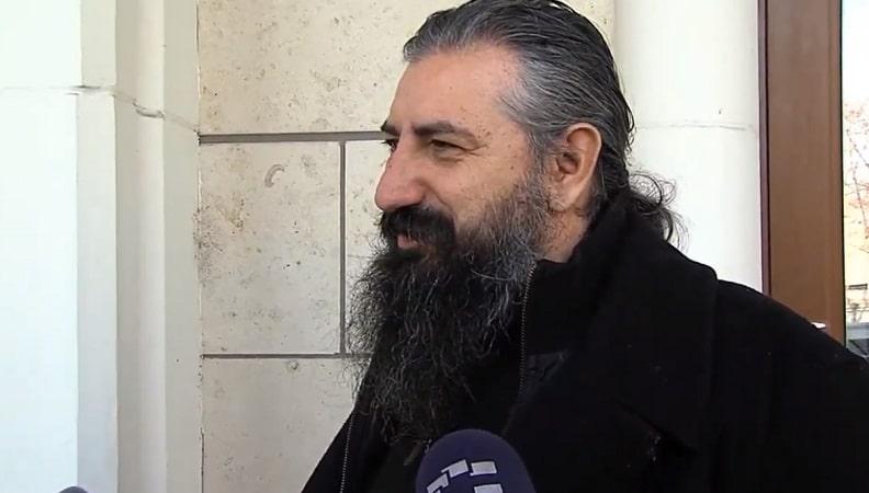 Отец Пимен: Столе Стоилов треба да е почитуван како човек што цврсто стои на својот став