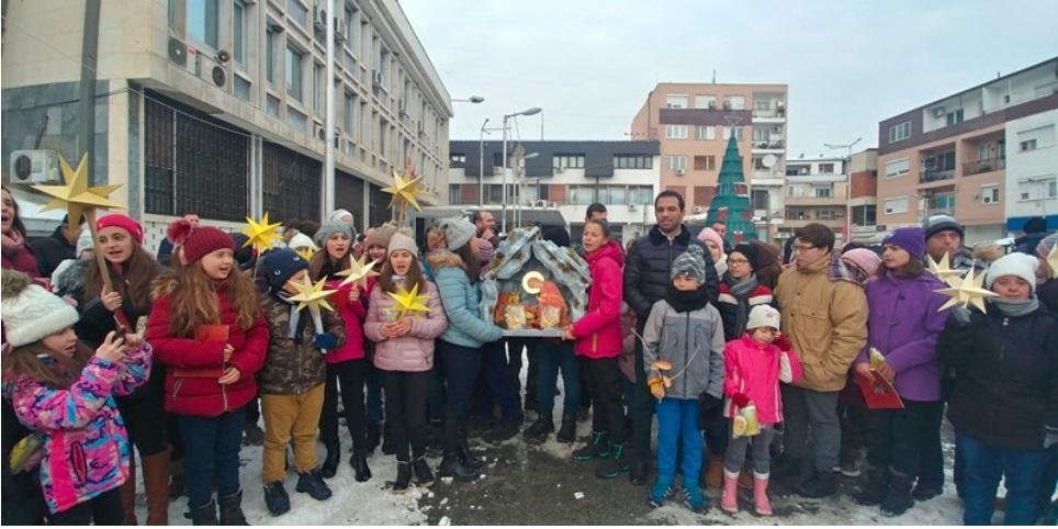 Втора Бадникова поворка во Штип
