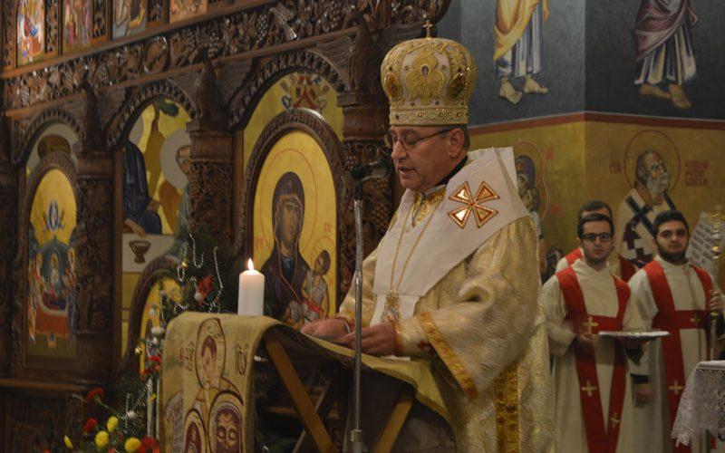 Католиците од византиски обред во Македонија го прославија Божик
