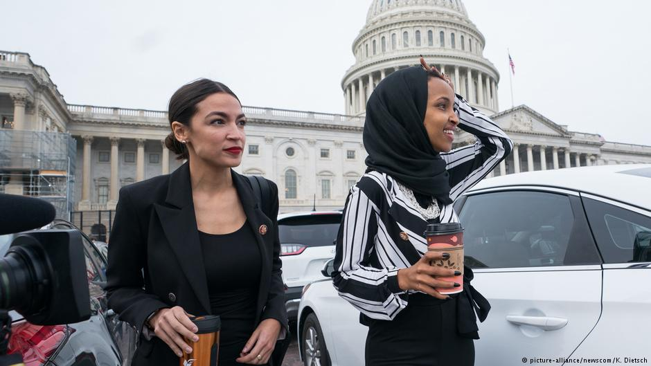 Забрана за шамија во американскиот конгрес?