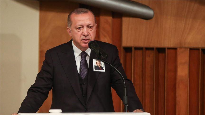 Ердоган: Ерусалим им припаѓа на трите небески религии