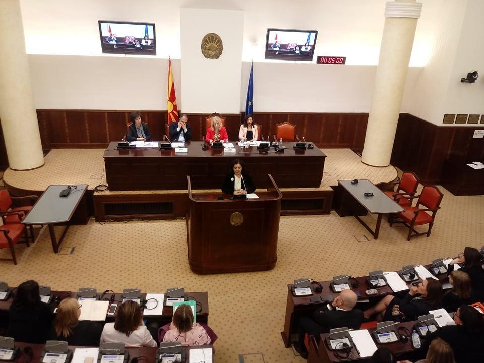 Се вжешти дебатата за абортусот – За Пировска, Господ е најголем непријател на жената