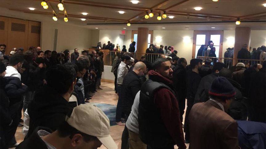 Синагогата во Њујорк ги отвори своите врати за муслиманите за петочната молитва