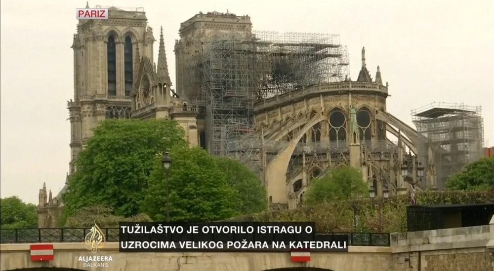 Париз по пожарот – светот се солидаризира за повторна изградба на Нотр Дам