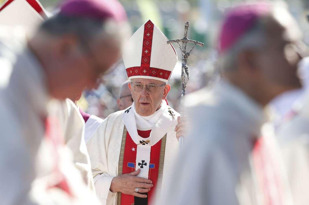 За посетата на папата Франциск ќе биде прогласен неработен ден?